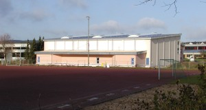 Sporthalle in Brilon